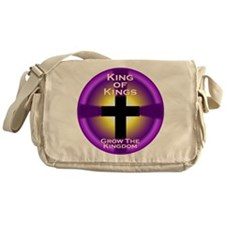 Grow The Kingdom Messenger Bag