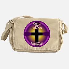 Grow The Kingdom Messenger Bag