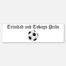 Trinidad and Tobago Pride Bumper Bumper Bumper Sticker