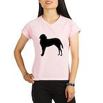 Saint Bernard Silhouette Performance Dry T-Shirt