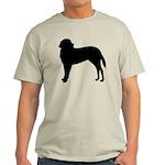 Saint Bernard Silhouette Light T-Shirt