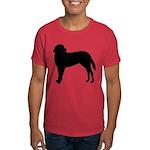 Saint Bernard Silhouette Dark T-Shirt