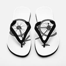 Unique Mountain bike Flip Flops