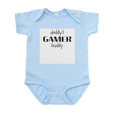 Daddy's Gamer Buddy Onesie