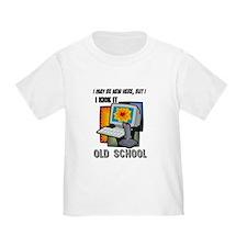 I Kick It Old School T