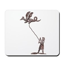 Dragon Kite for Men Mousepad