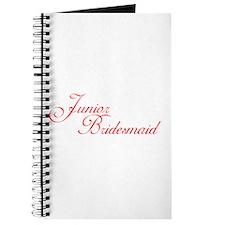 Jr. Bridesmaid's Journal