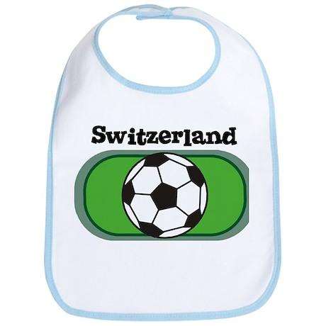 Switzerland Soccer Field Bib