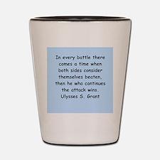 ulysses s. grant Shot Glass