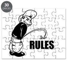 Piss on Rules Puzzle