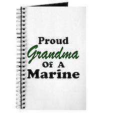 Proud Grandma of a Marine Journal