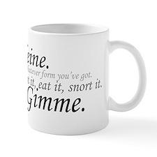 Caffeine Frenzy Mug