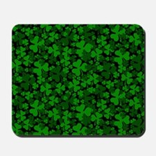 Shamrock Mousepad