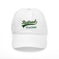 Retired Teacher Gift Baseball Cap