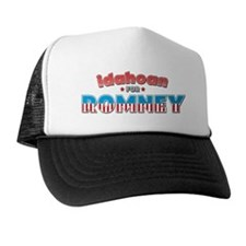 Idahoan For Romney Trucker Hat