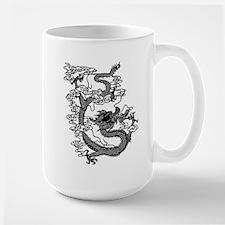 Chinese Dragon Large Mug