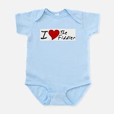 Cool Fiddle Infant Bodysuit