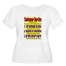 Customer service #102 T-Shirt