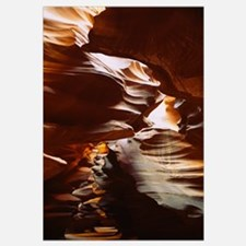 Close-up of rock formations, Antelope Canyon, Ariz