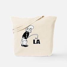 Piss on LA Tote Bag