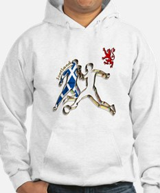 Scotland Footballer Jumper Hoody