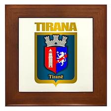 Tirana Framed Tile