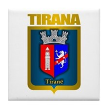 Tirana Tile Coaster