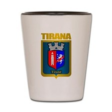 Tirana Shot Glass