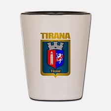 Tirana Shot Glass