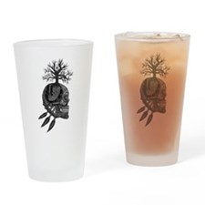 Hibernation Drinking Glass