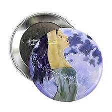 """Magical Moon 2.25"""" Button"""