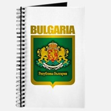 """Bulgarian Gold"" Journal"