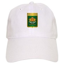 """Bulgarian Gold"" Baseball Cap"