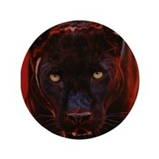 "Unique Panther 3.5"" Button"