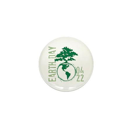 Earth Day 2012 Mini Button