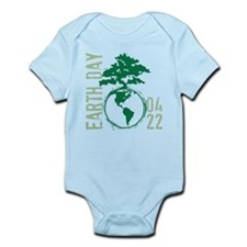 Earth Day 2012 Infant Bodysuit