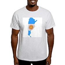 """""""Pixel Argentina"""" T-Shirt"""