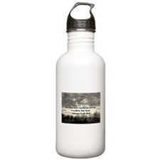 Fear and loneliness Water Bottle