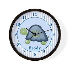 Reef Turtle Wall Clock - Brody