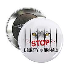 """StopCrueltytoAnimals 2.25"""" Button"""