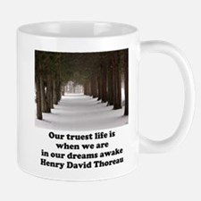 Living in a Dream Mug