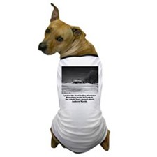 More to the Story Dog T-Shirt