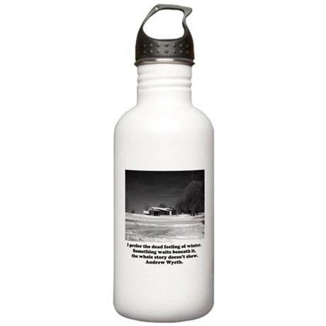 More to the Story Stainless Water Bottle 1.0L