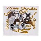Goat Fleece Blankets