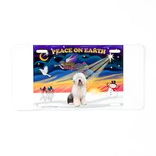 XmasSunrise/OES #3 Aluminum License Plate