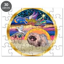 XmasStar/Pekingese #10 Puzzle