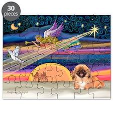XmasStar/Pekingese #1 Puzzle