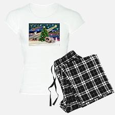 XmasMagic/ Pekingese #10 Pajamas