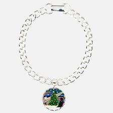XmasStar/Poodle (ST-B) Bracelet