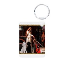 Accolade & Poodle Pair (ST1) Keychains